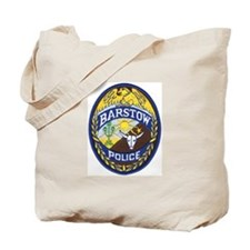 Barstow Police Tote Bag