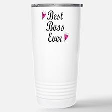 Best Boss Ever Travel Mug