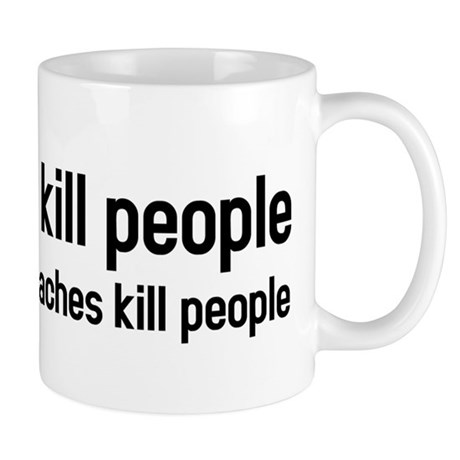 guns dont kill people, people with mustaches kill