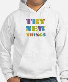 Try New Things Jumper Hoody