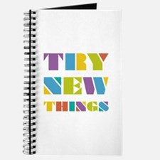 Try New Things Journal
