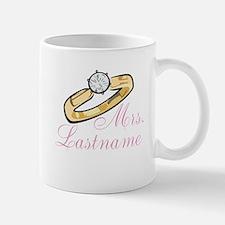 Personalized Mrs. Small Small Mug