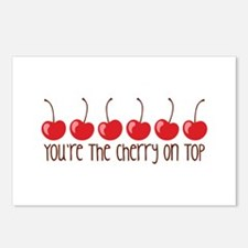 Youare The Cherry On Top Postcards (Package of 8)
