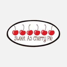 Sweet As Cherry Pie Patches