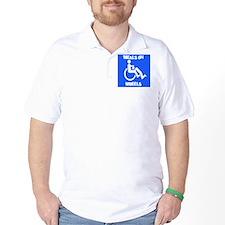 MEALS ON WHEELS.psd T-Shirt