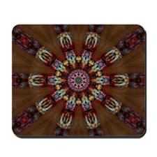 Modern Kaleidoscope  Mousepad