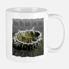 When The Gods Came Down Mugs
