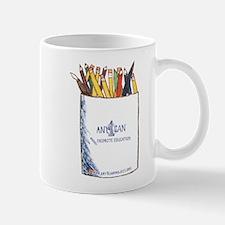 Promote Education (2) Mug