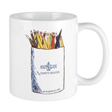 Promote Education (2) Mug