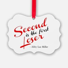 AbbyLee Miller quote Ornament