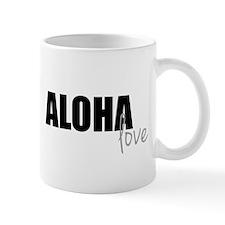 Share the Love and Aloha Mugs