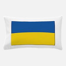 Flag of Ukraine Pillow Case