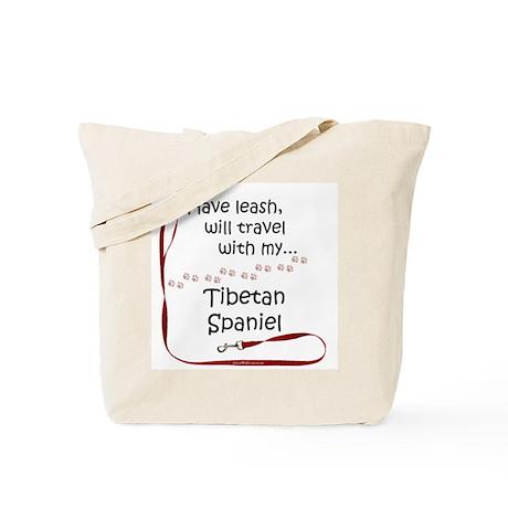 Tibbie Travel Leash Tote Bag