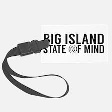 Big Island State of Mind Luggage Tag