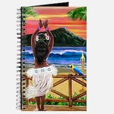 HAWAIIAN SUNSET HULA Journal