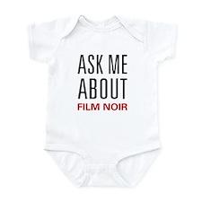 Ask Me About Film Noir Onesie