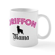 Griffon Mama Small Mug
