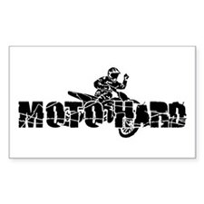 Moto Hard Decal