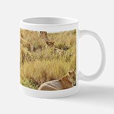 Wild Lion Mug