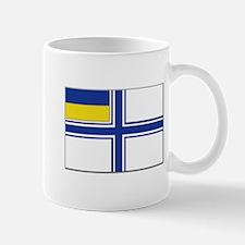 Flag of Ukraine Naval Ensign Mug