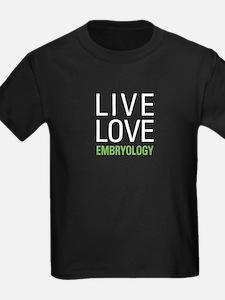 Live Love Embryology T