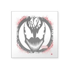"Carnage Square Sticker 3"" x 3"""