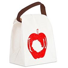 Adorable Canvas Lunch Bag