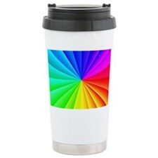 Rainbow Style Travel Mug