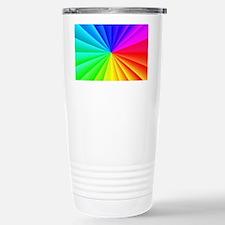 Rainbow Style Travel Mug