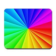 Rainbow Style Mousepad
