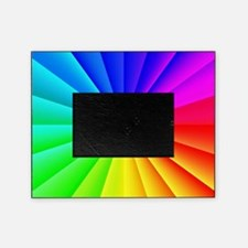 Rainbow Style Picture Frame