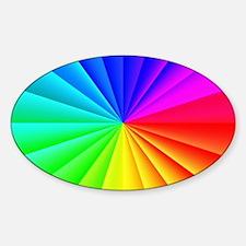 Rainbow Style Decal