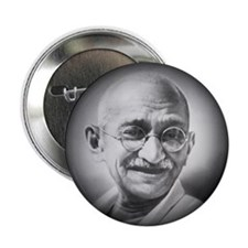 Gandhi Button