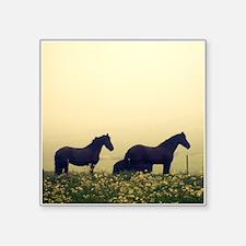 Horse Mist 1 Sticker