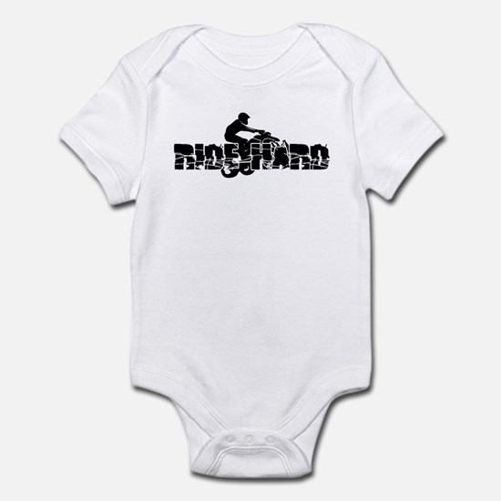 ATV Ride Hard Infant Bodysuit