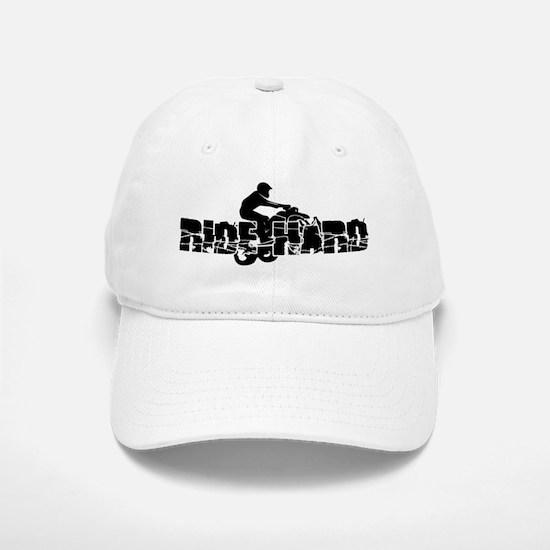 ATV Ride Hard Baseball Baseball Cap