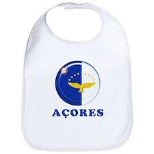 Azores islands flag Bib