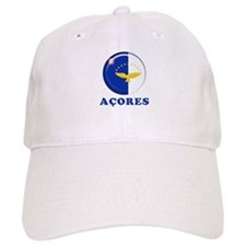 Azores islands flag Cap