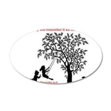 Proverbs 22:6 Wall Decal