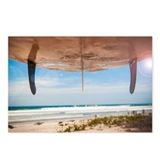 Let's Go Surfing Postcards (Package of 8)