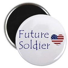 Future Soldier Magnet