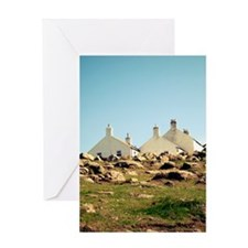 Lands End 3 Greeting Cards