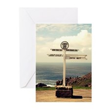 Lands End Greeting Cards