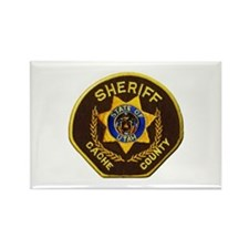 Cache County Sheriff Magnets