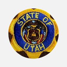 "Cache County Sheriff 3.5"" Button"