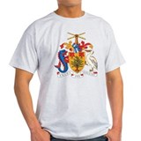 Barbados tee shirts Mens Light T-shirts