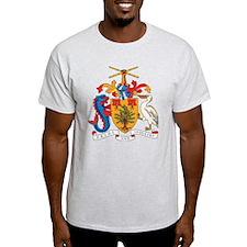 Barbados Coat Of Arms T-Shirt