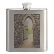 Lakes Door 2 Flask