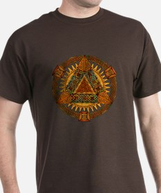 Celtic Pyramid Mandala T-Shirt