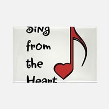 Sing from the Heart Magnets